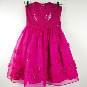 Vintage Betsey Johnson Collection Party Dress